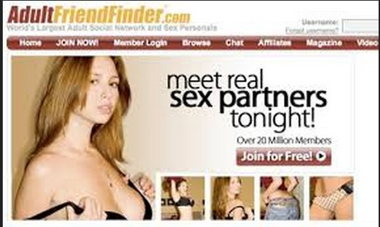 www adult friend finder