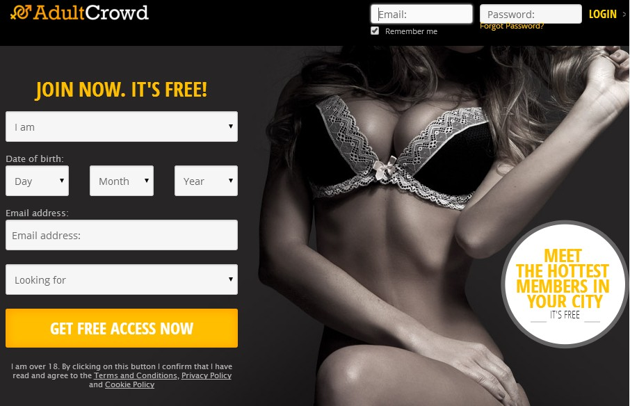 adultcrowd is an adult site bust!