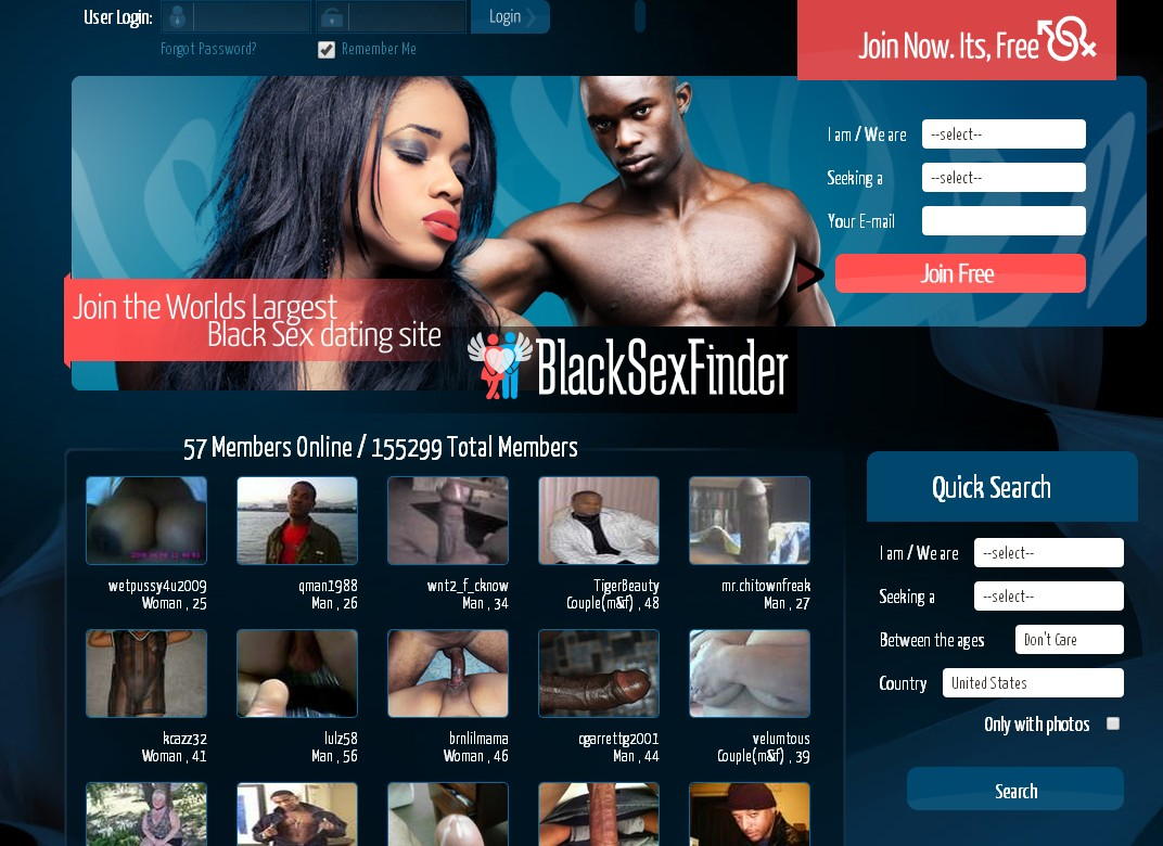 blacksexfinder or BUST?