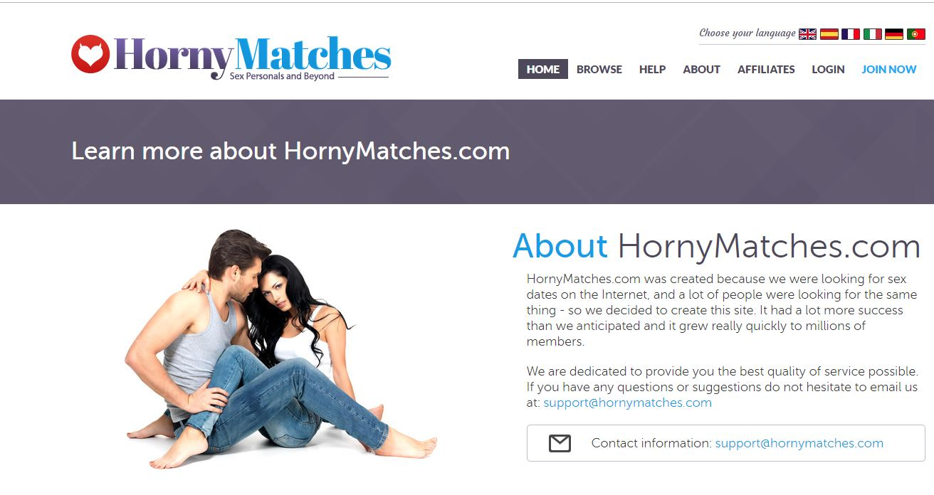 horneymatches reviews