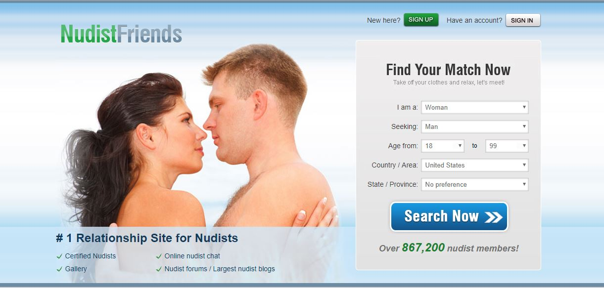 nudistfriends reviews