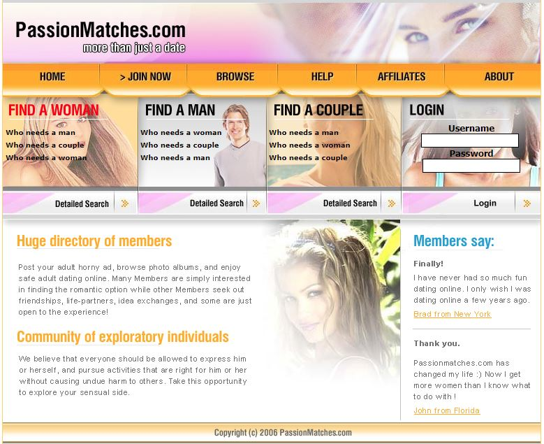 passionmatch reviews